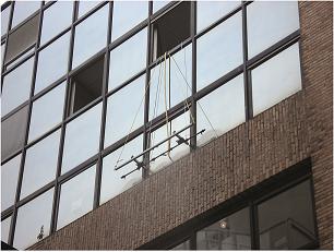 Test étanchéité façade Par rampe d'arrosage